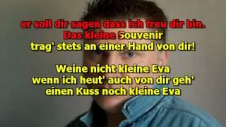Mike Malak & The Fakers -  Weine Nicht Kleine Eva  (Flippers, cover song, lyrics)