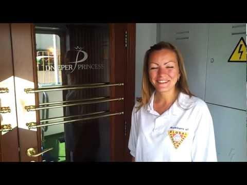 1. Dnieper Princess Lobby and Reception
