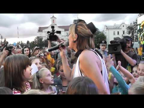 Ingrid Chernigiv the best festival live