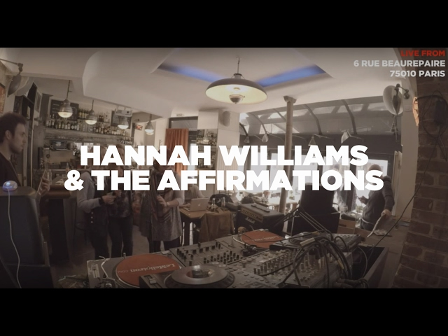Vídeo de Hannah Williams & the Affirmations