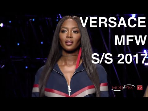 VERSACE | SPRING SUMMER 2017 | FULL FASHION SHOW