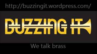 Buzzing it - We Talk Brass