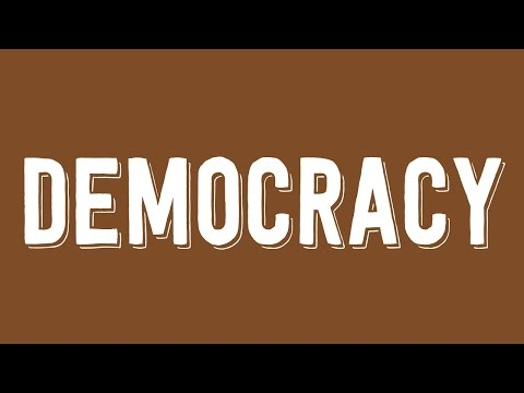 Is Democracy a Human Right? - Philosophy Tube