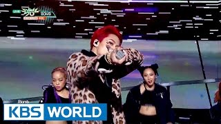 RAVI (라비) - BOMB  [Music Bank / 2017.01.20]