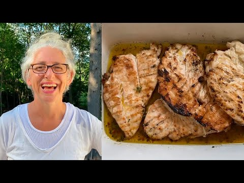 THE PERFECT Grilled Chicken   It Doesn't Get Juicer Than This!!!   Everyday Food
