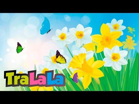 Vine primăvara - Cântece de primăvară pentru copii