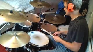 Marionette - Hatelust Drum cover!  [TheAmagaaad]