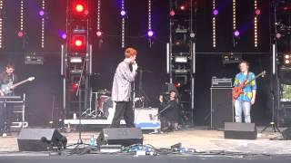 King Krule - The Noose of Jah City (Live at Glastonbury Festival 2013)