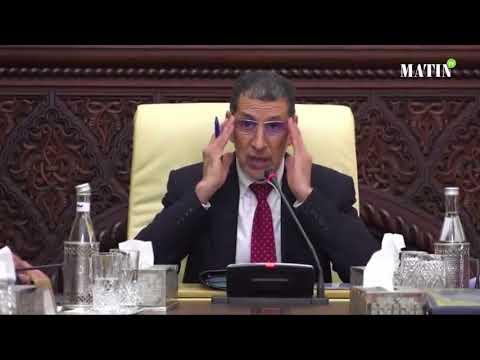 Video : El Othmani : Le Maroc en train de mettre en place un plan national de l'eau de 30 ans