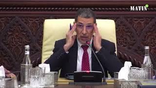 El Othmani : Le Maroc en train de mettre en place un plan national de l'eau de 30 ans
