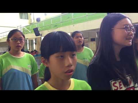 唱畢業歌預演 - YouTube