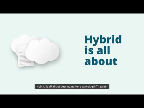 From Legacy to Hybrid Cloud