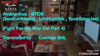 Fight My Way Ost song part4