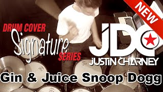 Gin and Juice Drum Cover - Snoop Dogg