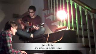 SETH GLIER New Album Out NOW!!