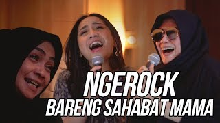 NGEROCK BARENG LADY ROCKER NICKY ASTRIA!!! MAMA SENYUM SENYUM!!!