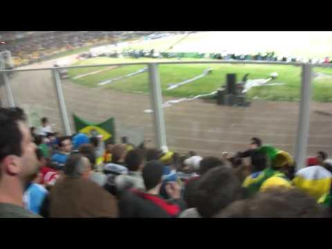 Torcida Brailera – Brasil Ecuador – Copa America 2011