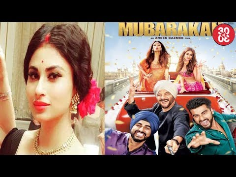 Mouni Roy's Look In 'Gold',Akshay Kumar Calls 'Mubarakan' A Hit Even Before Its Release