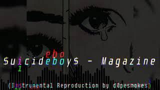 $UICIDEBOY$ - Magazine (Instrumental)