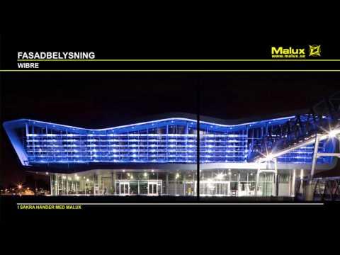 Fasadbelysning   Markbelysning   Parkbelysning   Malux.se