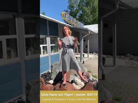 Logistik & Transport - Gävle Hamn och Yilport