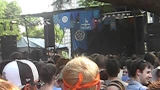 Baths - Aminals (Live at Pitchfork Music Festival 2011)