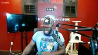 The funniest moment on a Tommy Sotomayor(Tommy Sotomayor Live) show