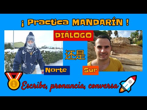 ✅✅ DIALOGO EN CHINO MANDARIN   SESION DE ESCRITURA Y PRONUNCIACION🌏   CLASES DE CHINO ONLINE🚀
