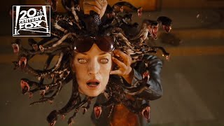 "Percy Jackson & the Olympians: The Lightning Thief | ""Medusa Hydra"" Clip 