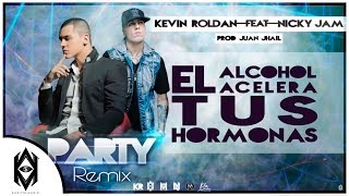 Kevin Roldan Ft. Nicky Jam  - Party Remix
