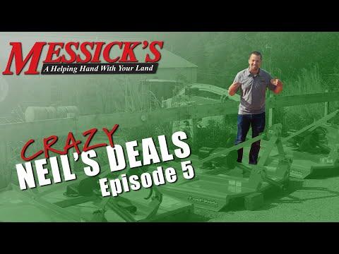 Crazy Neil's Deals - Episode 5 (cheap tractor attachments & accessories) Picture