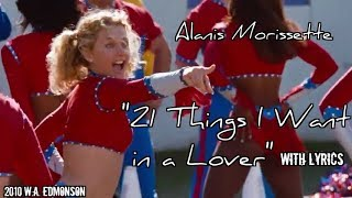 21 Things [ 21 Things I Want in a Lover ] with lyrics