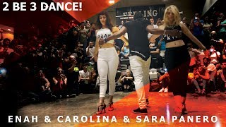 Elji - Animal / Enah & Carolina & Sara Urban Kiz Dance @ Feeling Kizomba Festival 2017