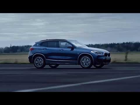 BMW X2 xDrive25e.
