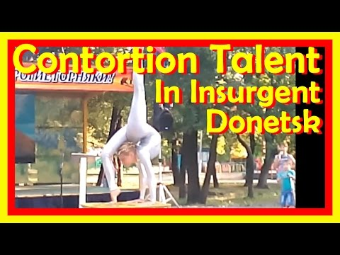 Amazing Contortion Girls: Performance And Exercises