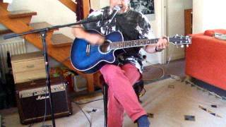 Mony Mony - Tommy James and the Shondells - Acoustic Cover - Danny McEvoy