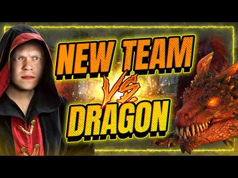My NEW Dragon 24 SPEED TEAM! | RAID Shadow Legends