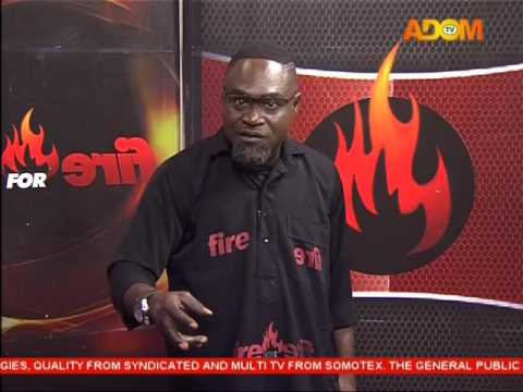 Otumfuor who is taking over the club  - Fire 4 Fire (21-10-16)