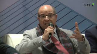 Matinale Amnistie fiscale : Intervention de Abdelmajid El Faiz