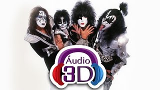 Kiss - Rock And Roll All Night - AUDIO 3D