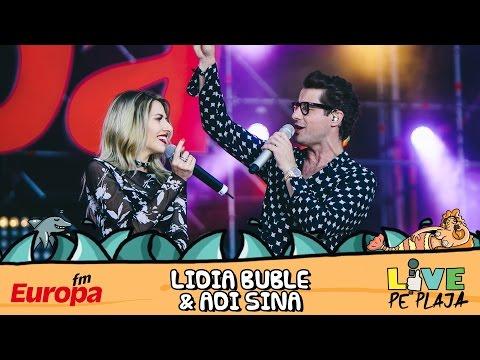 Lidia Buble si Adi Sina la Europa FM Live pe Plaja 2016 - Concert Integral