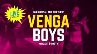 Everybody Dance Now - Wir lieben die 90er - VENGABOYS live!