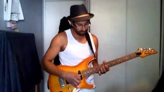 Paris-Seychelles - Julien Doré- cover guitare (Cover by Bastervine)