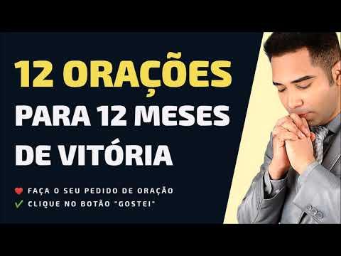 10º DIA - 12 ORAÇÕES PARA 12 MESES DE VITÓRIA
