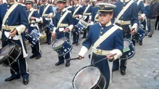 """El """"Chicurri"""" Rufando AM.Jesús Cautivo  Estepona 2011"""