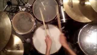 Bring Me The Horizon / Diamonds Aren't Forever Drum cover
