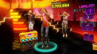 Dance Central 3 DLC - Fergalicious (Hard) - Fergie ft. will.i.am. - Gold Stars