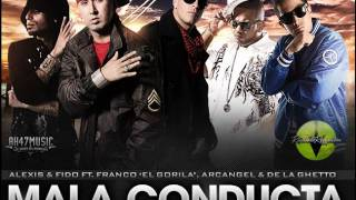 Alexis & Fido feat Franco El Gorila-Mala Conducta  ★㊝*/Kda\* ㊝★ for  ★㊝*/Afm\*★㊝