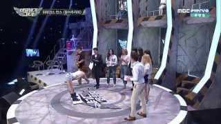 Korean Sexy Girl Twerking & Dancing