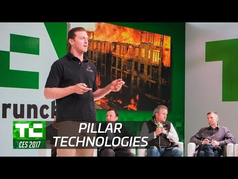 Safeguard Your Construction Site with Pillar Technologies at CES 2017